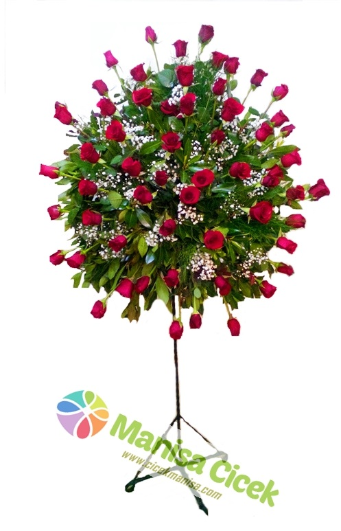 Panya 60 gül  Aranjman,Manisa Çiçek